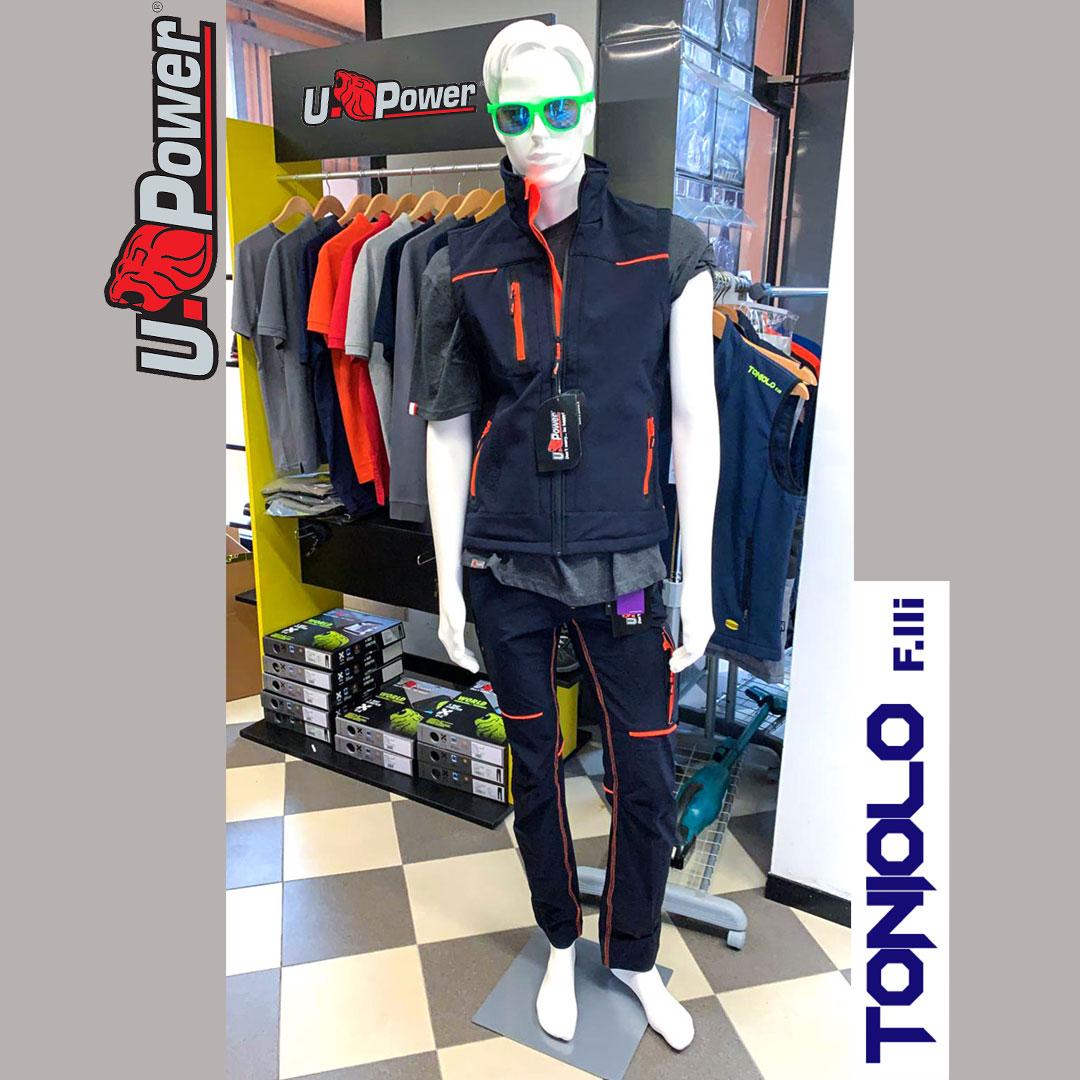 Abbigliamento da lavoro Verona